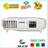 Ture 1080p best projector mobile phone
