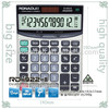the calculator RD-922-ii wholesale calculators!(OEM is ok) 12 digit desktop branded calculator