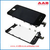 Shenzhen lcd touch screen replacement for iphone 4s lcd frame