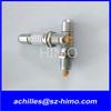 push pull quickl release 5 pin metal lemo circular connector