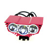 2014 newest 2200 lumen X3 M3 bike light / high quality bright bicycle light