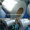 white silver color rolling aluminium coating sheets