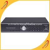 16ch dvr with 16ch audio and ptz/3g function