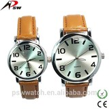 promotional quartz wrist watch for man and women