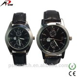 all black man and woman wrist watch wholesale