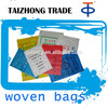 high quality pp Woven bag for rice/sugar