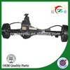 2 speed tricycle rear axle assembly with 180mm diameter diff case