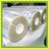 Alibaba wholesale rigid plastic printable pet film roll