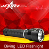 Hot selling CREE LED Diving flashlight 3000Lm with 26650 rechargeable batteries