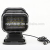 2014 New Arrival remote control portable cree led working light 50w led work lights for truck