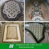waterjet marble floor design marble mosaic floor medillion