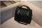 Explosion stylish new casual Miss Han Ban Chao pu leather hand shoulder bag diagonal handbags new handbags