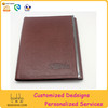 Custom Leather Looseleaf Notebook PU Leather notebooks