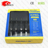 Newest Nitecore i4 charger Intellichage battery charger Multifunctional battery charger Ni-MH/Ni-Cd/aa aaa battery charger