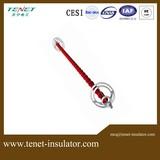 2014 hot sale TENET 500kV suspension composite polymer insulator products