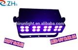 Ultraviolate uv black light dmx UV bar 16 uv wash effect