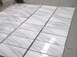 Glazed Marble White Volakas Tiles