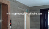 Glazed Marble Athens Grey Wood Vein Tiles