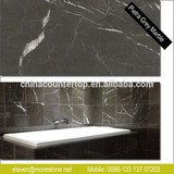 Polished Pietra Grey Marble Tiles
