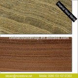 Polished Imperial Wood Marble Tiles