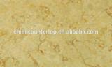 Polished Sunny Beige Marble Tiles