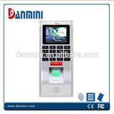 optical sensor password time clock fingerprint card door access control