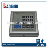Danmini X2 Card Door access control system machine Fingerprint Door Access Control System competitive