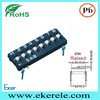 Free Samples Limit Switch Tri State Dip Switch 8 Position