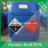 manufacturer industrial producer 85% formic acid