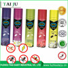 oil based insecticide aerosol spray/anti mosquito spray/ flies killer spray