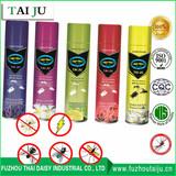 oil based insecticide aerosol spray/anti mosquito spray/ flies killer spray