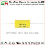 .022uF 630V Metallized Polypropylene Film Capacitor Tubular