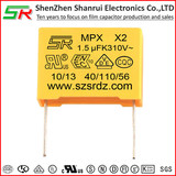 X2 MPX/MKP metallized Polypropylene Film capacitors 310VAC class X2