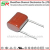 New 475K 400V CBB21 film capacitors metallized polypropylene film capacitors