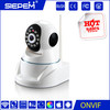 Siepem New HD 720P Megapixel Wireless Indoor Pan Tilt IP Camera robot wireless ip camera