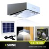 Eshine 53 LEDs Solar Motion Security Wall Light