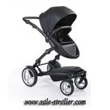 Mima Kobi Stroller Flair Black  www.sale-stroller.com