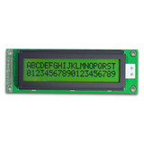 20x2 character lcd module display with LED backlight