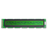40x2 character lcd module display with LED backlight