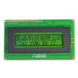 128x32 monochrome lcd module display