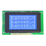 128x64 STN graphical lcd module support parallel interface