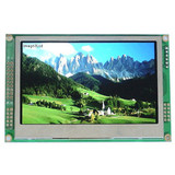 4.3 inch tft lcd module with resistive touch panel 480x272 dots