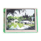 5 inch tft lcd module display with resistive touch panel ,640x480 dots matrix