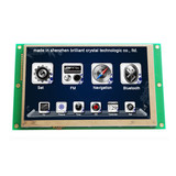 7 inch tft smart terminal lcd module display support serial port