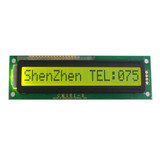 16x2 character lcd module display with SPLC780 controller