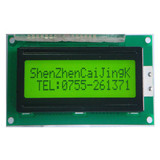 16x2 monochrome lcd module display with LED backlight