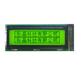 122x32 dots matrix lcd module display support parallel interface