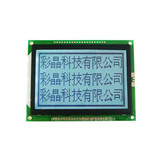 128x64 stn monochrome lcd module with LED backlight