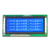192x64 graphic lcd display panel support parallel communication