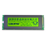 240x64 Monochrome lcd module display with LED backlight
